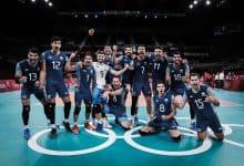 La selección argentina de vóley se metió en cuartos de final 17