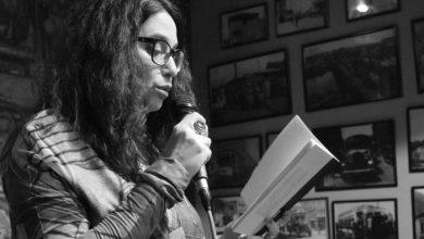 Escritorxs del Conurbano: Hoy, Giselle Aronson 35